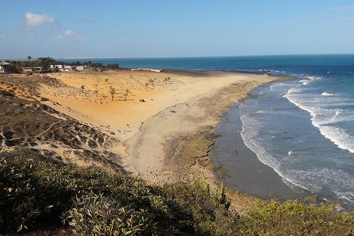 Praia da Malhada em Jericoacoara
