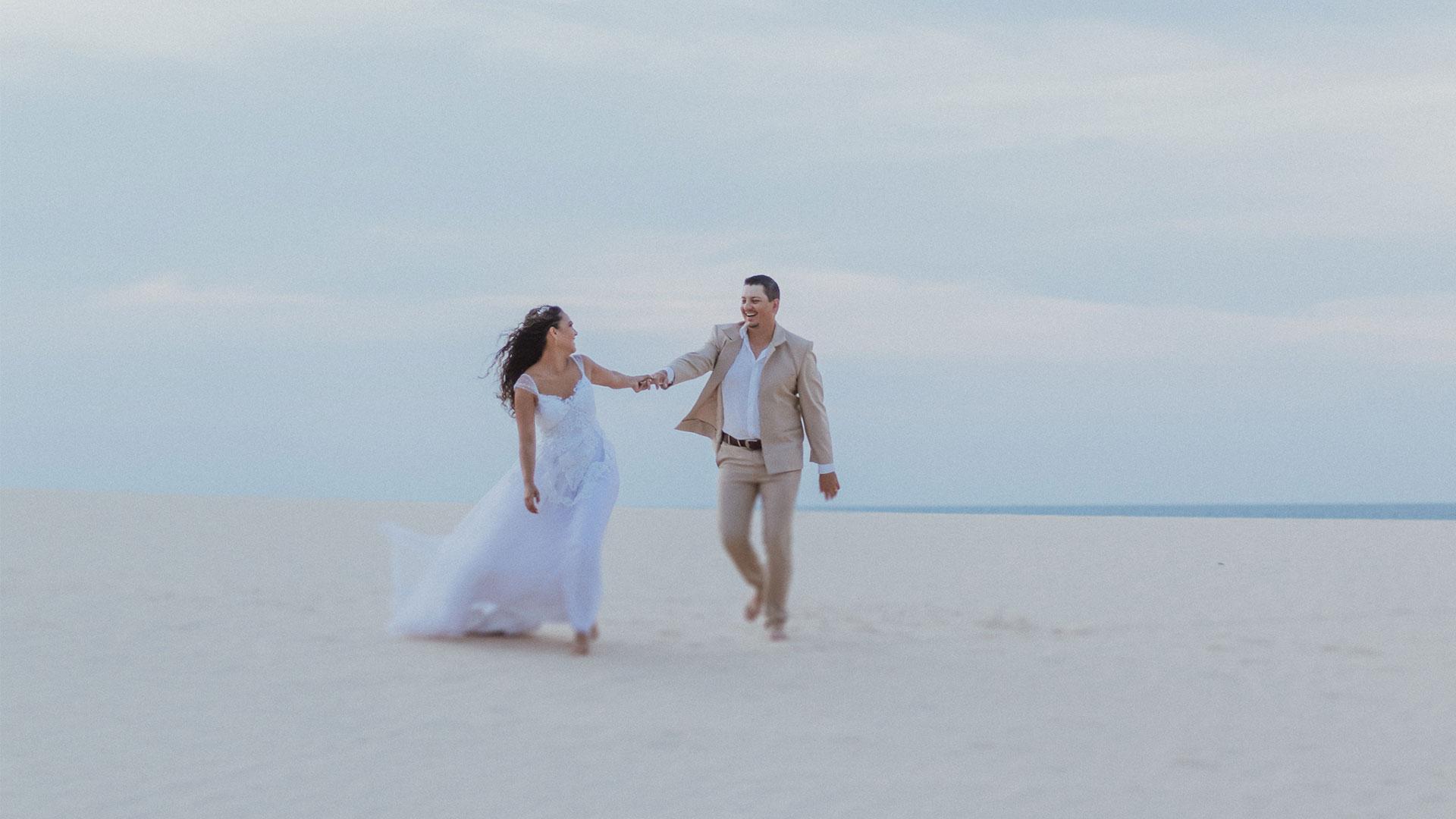 Elopement Wedding Jericoacoara